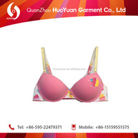 Huoyuan sexy newest design push up sexy seamless tamil girls in bra Designer Sports Bra for Women