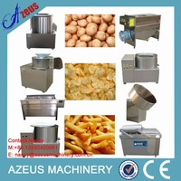 Food & Beverage Machinery Stainless Steel Small Potato Chips Making Machine