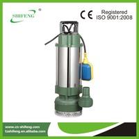 low volume submersible water pump