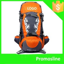 Popular Custom mountaineering 600d poly sports backpack