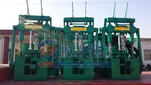 China first manufacturer honeycomb coal making Honeycomb briquette machine And coal briquette production line