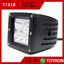 TOTRON Low Defective Rate Combo Beam Factory Supply Chrome Motorcycle Led Driving Lights