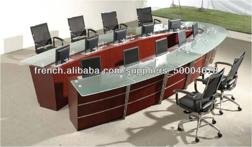 china fabricant pas cher table de conference table en bois. Black Bedroom Furniture Sets. Home Design Ideas