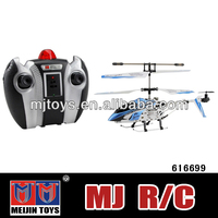 3.5ch die cast helicopters toy for adult