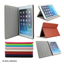 High quality design Smart wake-up case for samsung galaxy pro t320