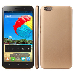 Factory Direct Sale 2 Camera low price big screen mobile phones Apls 4X with 2500mah Battery