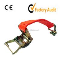 2 inch(50mm)manufacturer cargo lashing belt/ratchet tie down/cargo lashing strap