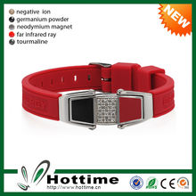 Wholesale 316L Stainless Steel Fashion Bio Magnetic Bracelet