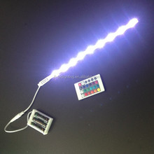 2015 New Led Light Rgb Led Strip Battery, China Supplier Rgb Battery Powered Led Strip Light