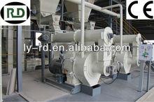 2015 Hot sale!CE certificate RD508MX series 3-4t/h complete biomass wood sawdust pellet production line