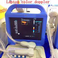 2015NEW&ATNL6801 Full-digital Laptop Color Doppler Medical Product/carotid doppler/echo test for heart
