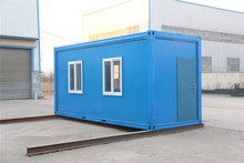 2015 new type hight quality 20feet containerized construction