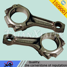 Lean manufacturing customized stainless steel truck connecting rod for fastener.