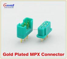 Mpx Plug 6 PINs com habitação