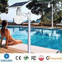 Manufacturers direct supply 30w IP66 garden meadow solar lights