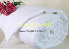 Cotton Shell Quilts 100% Pure Mulberry Silk Filled Duvet