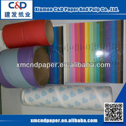 Wholesale Accept Custom Coloured Greaseproof Paper