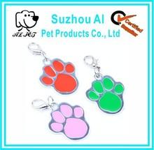 Metal Print Pet Id Tag Custom Engraved Personalized Animal Custom Dog Tags