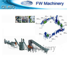 pet recycling line