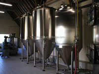 500L 3BBL micro mini beer brewing production line