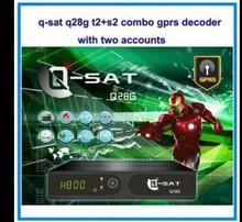 dvb-s2 dvb-t2 q-sat q28g hd gprs decoder q sat q28g hd gprs decoder qsat q28g for africa d stv