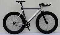 aluminium frame fixed gear bike 70mm rim fixie bike top quality alloy fixed gear bicycle