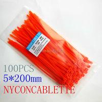 Кабельная стяжка HeeEunplastics 5 * 200 200 5*200mm