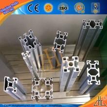 Supply aluminum t slot extrusions, OEM/ODM industrial aluminium profile manufacture, aluminium extrusion industry