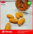 Gmp certificada la glucosamina glucosamine+chondroitin tableta tablet