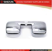 Sizzle Chrome Door Mirror Cover (2pcs) for GMC Savana Cargo & Chevy Express 2015