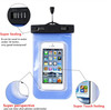 China supplier PVC Phone Case Underwater bag waterproof case for apple iphone 5