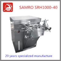 direct manufacture 1000L/H 40 Mpa potter homogenizer