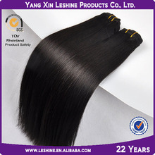 HOT!! 2014 Wholesale price double weft shedding and tangle free trading companies