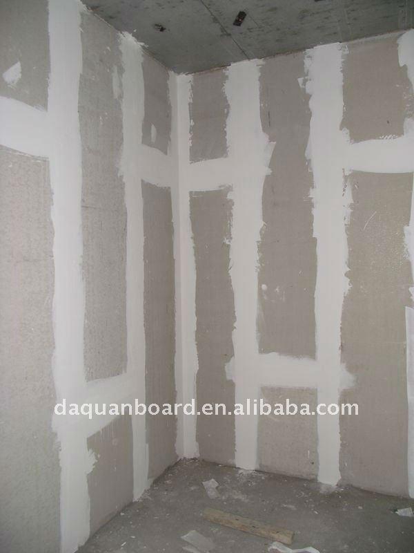 Polystyrène ciment compoundage panneau mural sandwich