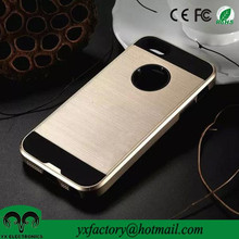 mobile phone accessories factory dual layer build mobile phone cases for iphone 5s