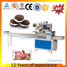 Otomatik cheese cake akış paketleme makinesi kt-320