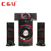 Cheap bluetooth power amplifier speakers with remote CY A26
