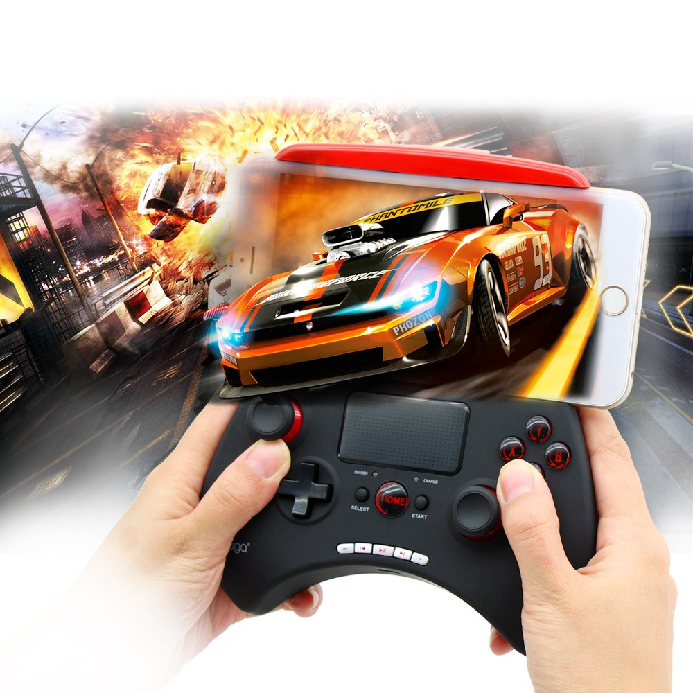 IPEGA PG-9028 Bluetooth оболочки контроллера ps4 game controller gamepad ps4 контроллер беспроводной