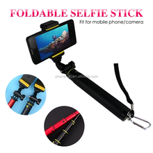 High profit margin products Photo taking monopod folding camera tripod panoramic shooting channel selfie stick