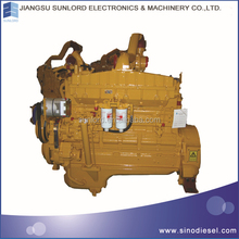 Cheap 2 cylinder diesel engine for sale made in China for genset