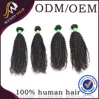 2014 Hot Selling Below Wholesale Price Trend Brazilian Curly Bulk Hair