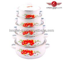 enamel casserole pot, cast iron cookware manufacturers