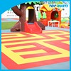 Polypropylene(PP) kindergarten playground indoor/outdoor flooring