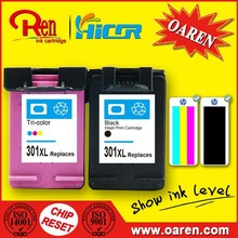 for hp 301 Compatible Ink Cartridge CH563EE