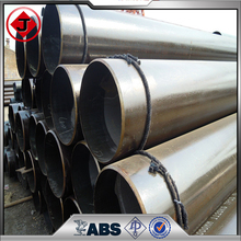 pipe cutting and welding line