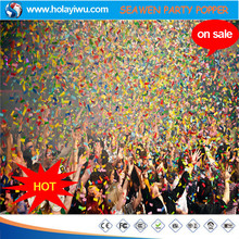 streamer party popper confetti party popper snow spray