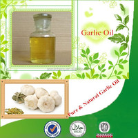 100% Natural & pure garlic seed oil with competitive price, garlic oil, Pure Garlic Oil Allicin