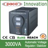 3000W Meter Display Automatic Voltage Regulator with Smart Cooling System