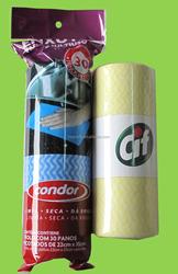 wood pulp kitchen cloth/rolls