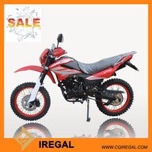 Hot Sale RL-OF200-BZ1 street dirt bike with single cylinder